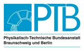Logo of Physikalisch-Technische Bundesanstalt
